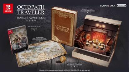 Octopath Traveler - E3 2018 Trailer