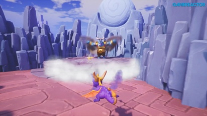 Spyro Reignited Trilogy - Cloud Spires Gameplay (PC)