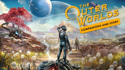 The Outer Worlds - Kompanjonger og Historien (Sponsored#2)