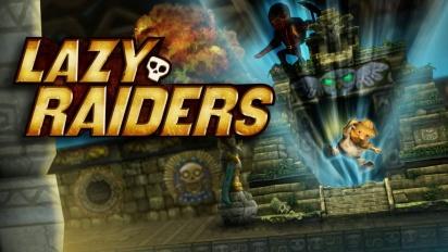 Lazy Raiders - Gameplay Trailer