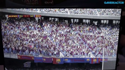 Gameplay: FIFA 14 PS4 (Gamex)