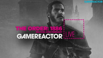 GRTV Live: The Order: 1886 Del 1