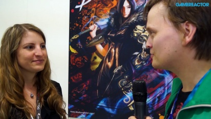 Blade & Soul - Julianne Harty-intervju