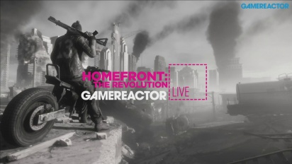To timer med Homefront: The Revolution