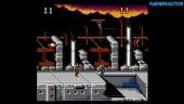 Gameplay: NES Mini - Super C 2-Players co-op