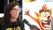 Produsenten om Crash Bandicoot: Nsane Trilogy
