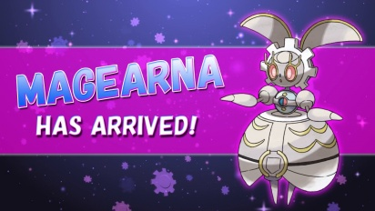 Pokémon Sun/Moon - Add the Power of Magearna to your game