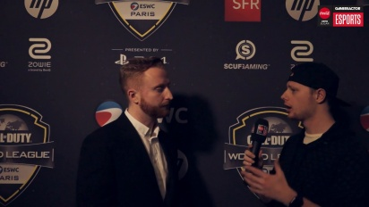 CWL Open Paris - Momo-intervju