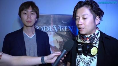 Code Vein - Keita Iizuka & Hiroshi Yoshimura-intervju