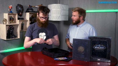 World of Warcraft: Battle for Azeroth - Collector's Edition Unboxing (Video#1)