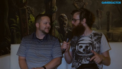 The Elder Scrolls Online - intervju med Rich Lambert på QuakeCo