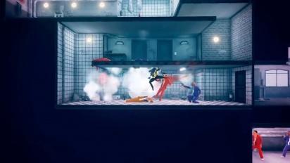 My Friend Pedro - PS4 Gameplay Trailer
