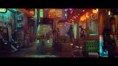 Stray - Teaser Trailer