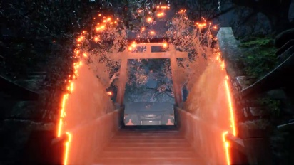 Ghostwire: Tokyo - Gameplay Reveal Trailer