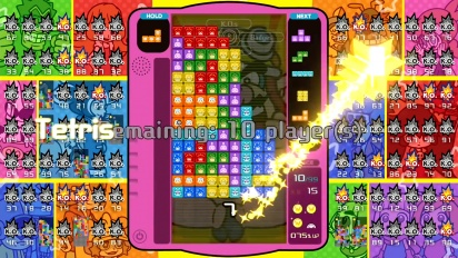 Tetris 99 - 24th MAXIMUS CUP Gameplay Trailer - Nintendo Switch