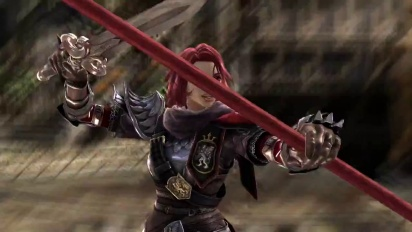 Soul Calibur: Lost Swords - Hilde