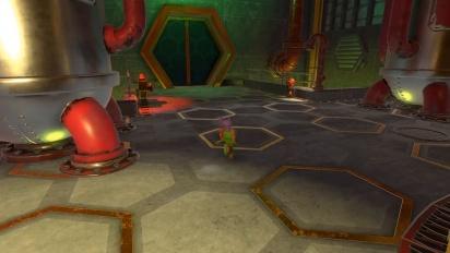 Yooka-Laylee-gameplay - Hivory Towers