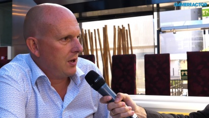 Vi snakker med bransjeveteranen Phil Harrison