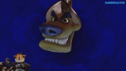 Vi spiller Crash Bandicoot Nsane Trilogy