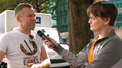SteamWorld Dig 2 - En prat med Brjann Sigurgeirsson