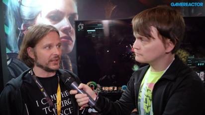 Warhammer 40,000: Inquisitor - Martyr - Victor Juhasz-intervju