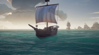 Sea of Thieves - Smooth Sailing Update Trailer