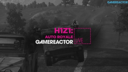 H1Z1: Auto Royale - Livestreamreprise