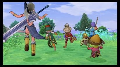 Dragon Quest X Online - 10 Minute Japanese Presentation
