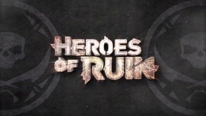 Heroes of Ruin - 37 Reasons To Play Heroes of Ruin Trailer