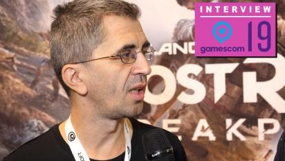 Ghost Recon: Breakpoint - Bogdan Bridinel Interview