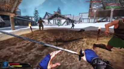 Chivalry: Deadliest Warrior - Release Date Trailer