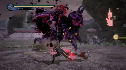 Toukiden: Kiwami - Club Weapon - Gameplay Trailer