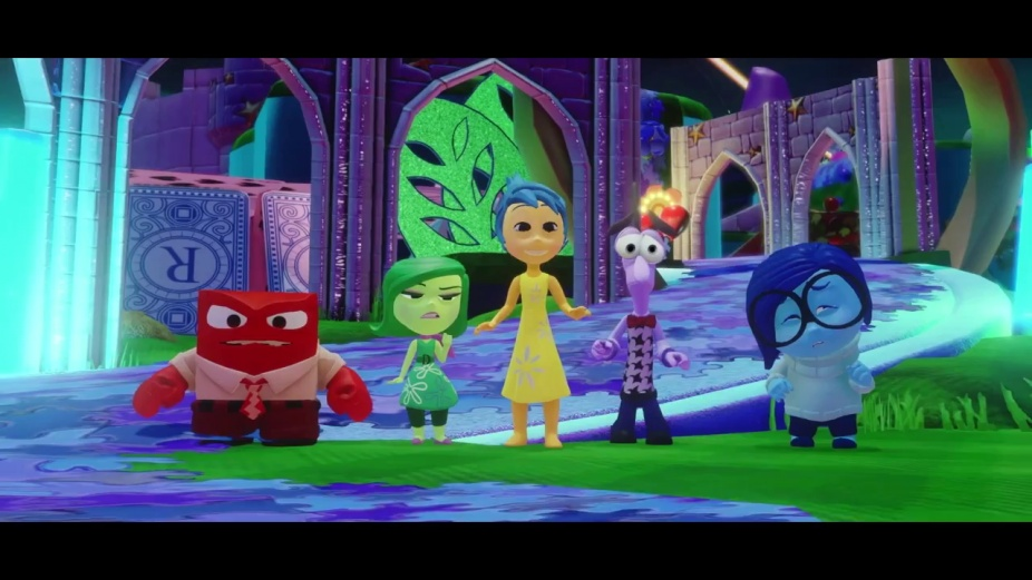 Inside Out – Infinity