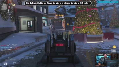 GRTV Live: GR Friday Nights - Call of Duty: Advanced Warfare (29/5-15)