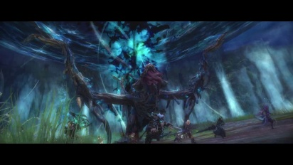 Guild Wars 2: Heart of Thorns - Raids Trailer