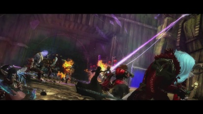 Guild Wars 2 - Play for Free Trailer