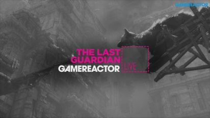 Vi spiller The Last Guardian