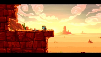 SteamWorld Dig 2 - Release Date Trailer