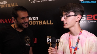 Pro Evolution Soccer 2019 - Adam Bhatti Interview