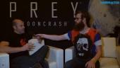 Prey - intervju med Ricardo Bare på QuakeCon