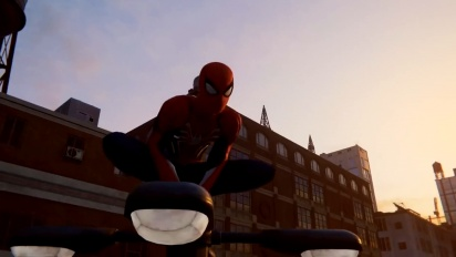 Spider-Man - New York City Open-World Trailer