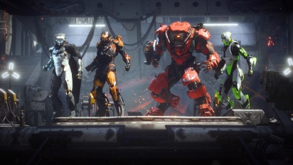 Anthem - Launch Trailer