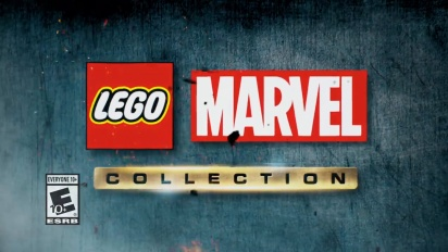 Lego Marvel Collection - Official Launch Trailer