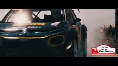 WRC 9 - December Update Trailer