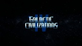 Galactic Civilizations IV Announcement Trailer