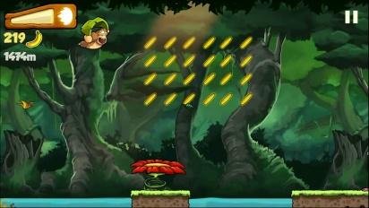 Banana Kong - Gameplay Trailer #2