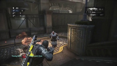 Gears of War: Judgment - Call to Arms Map Pack Trailer