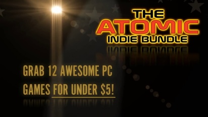 BundleStars - Atomic Indie Trailer
