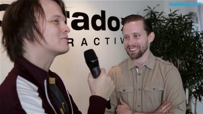 Warlock 2: The Exiled-intervju