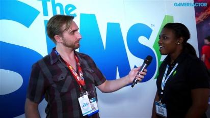 E3 2014: The Sims 4-intervju